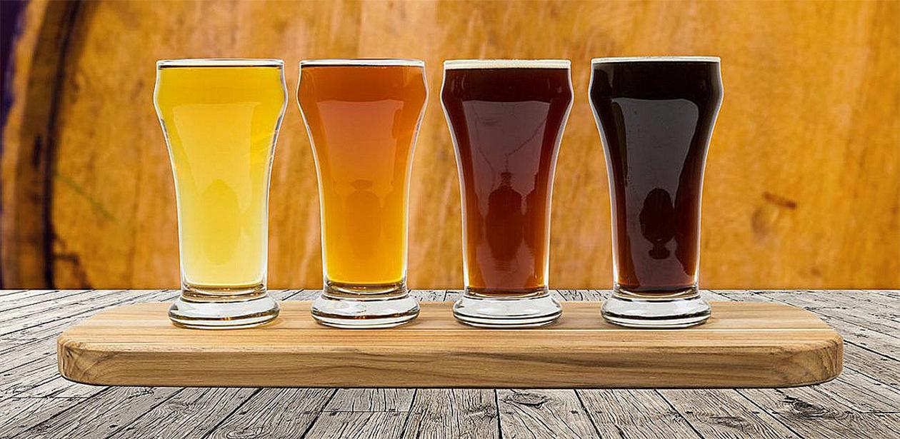 Een bierproeverij thuis of op het werk organiseren zorgt ervoor dat je erachter komt waar deze verschillen vandaan komen en hoe ze smaken
